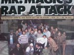 Mr.Magic a jeho Rap attack (vinyl)