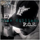 "Stiahni si: Trav Williams ""P.O.E."" /album"